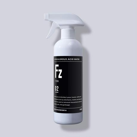 FZ (エフ・ジア)500ml Black