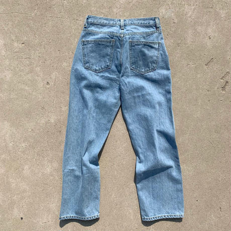 Straight loosefit jeans