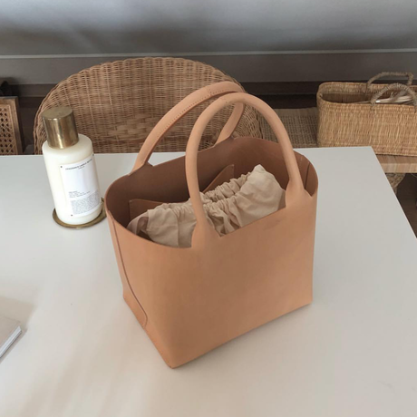 natural leather bag