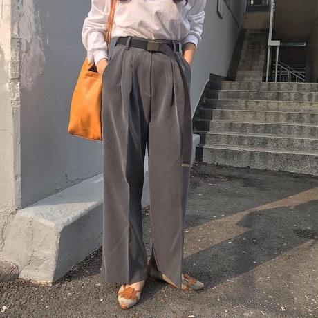 loose slacks