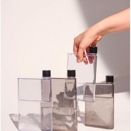 clear drink tumbler