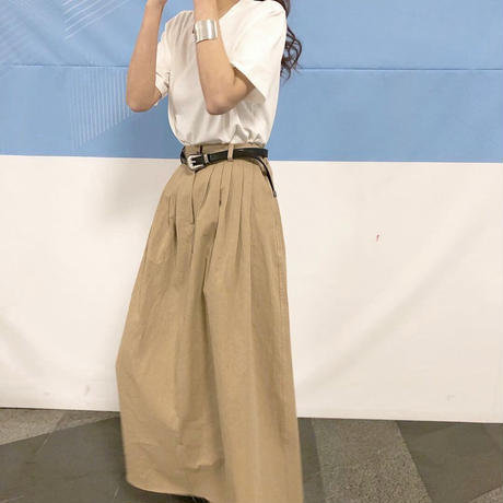cotton longskirt