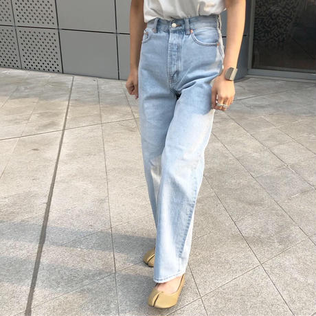 usual highwaist denim