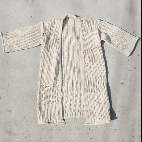 <キャンセル分>semilong handmade cardigan