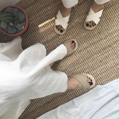 Closs Flat Sandal