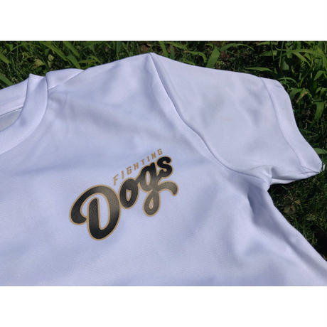 DOGSドライTシャツ