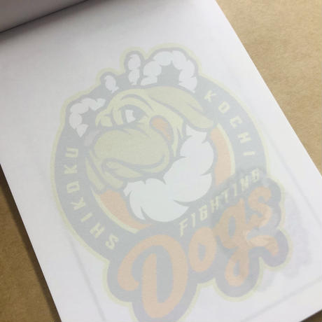 DOGSメモ~高知FD×高知大学教育学部付属特別支援学校コラボ商品~