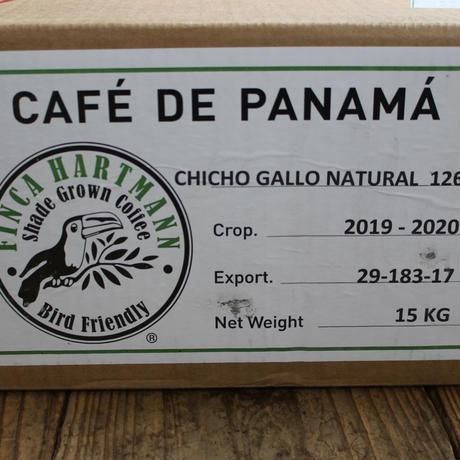 パナマ ハートマン農園 チョチョガロ ナチュラル 500g
