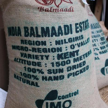 インド バルマディ農園 バイオダイナミック ナチュラル 500g