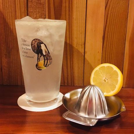 Golden Lemon Glass Set