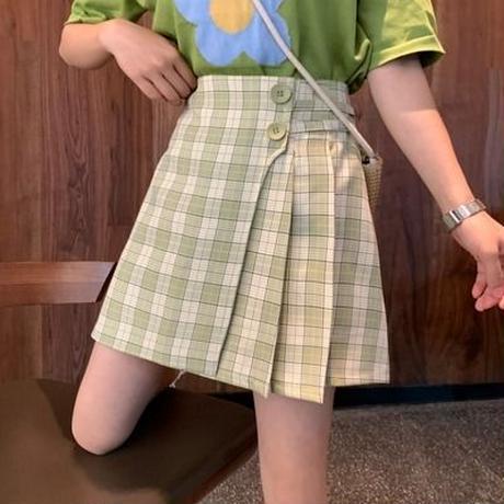 第1 番 ピープル ホーム 韓国 スカート ファッション 何でも似合う 着やせ ハイウエ