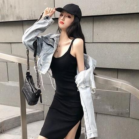 初春 ファッション アンティーク調 女性服 新しいデザイン ハンサム デニムジャケット