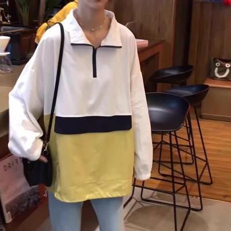 春服 女性服 韓国風 アンティーク調 複数色 ファッション 風 ルース ポケット 帽子付