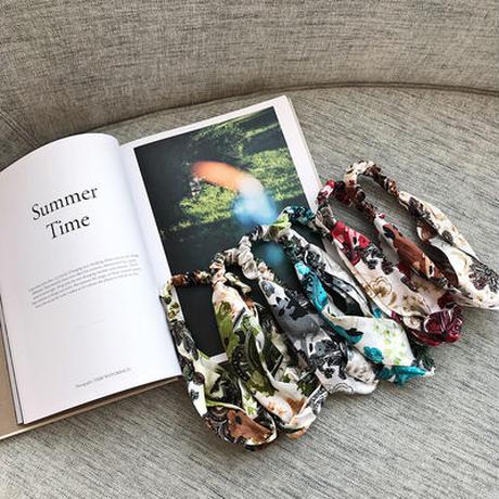 Rinaシリーズ 夏 新しいデザイン 女 韓国風 森 文学の モデル 横 エッジ ネット