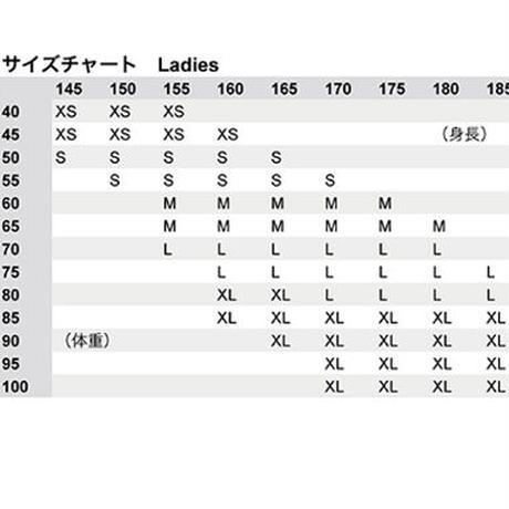 ZHIK ザイク・スーパーウォーム X トップ レディス DTP-1170-W