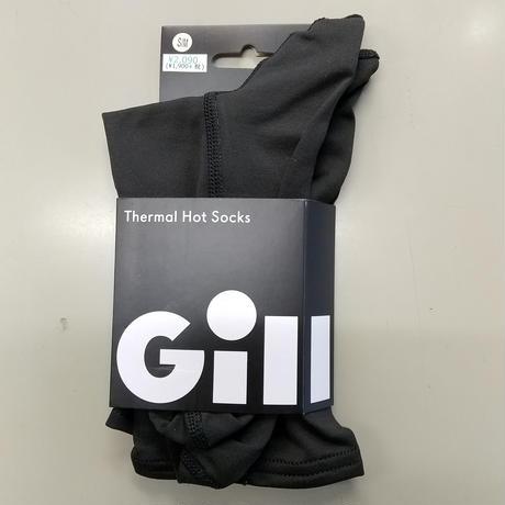 GILL ギル・サーマルホットソックス GILL4518