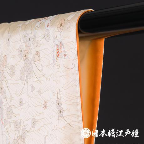 0041 優品 小紋 正絹 袷