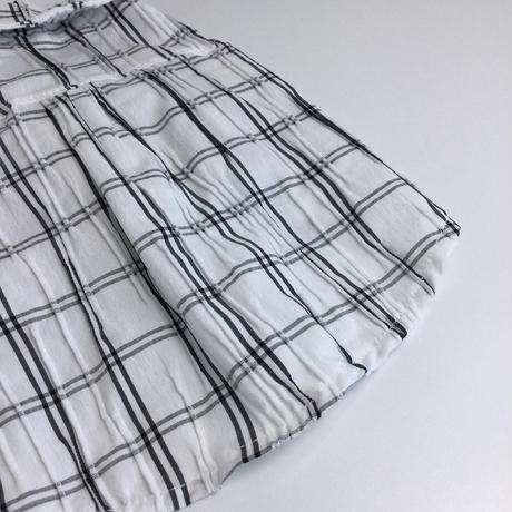 ブロックチェックシャツ 1号~3号