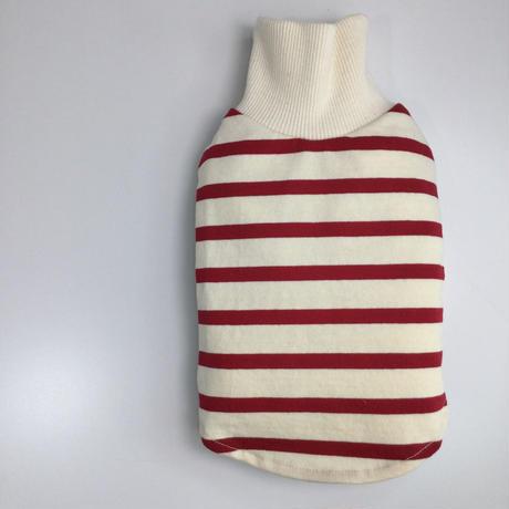 リブネックTシャツボーダー 4号~5号