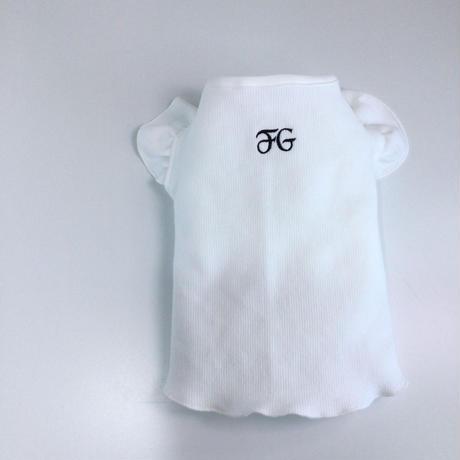 フリル袖Tシャツ 4号~5号