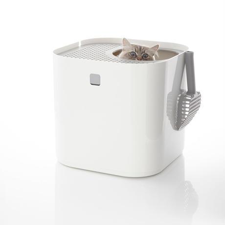 モデキャットリターボックス(Modkat Litter Box)