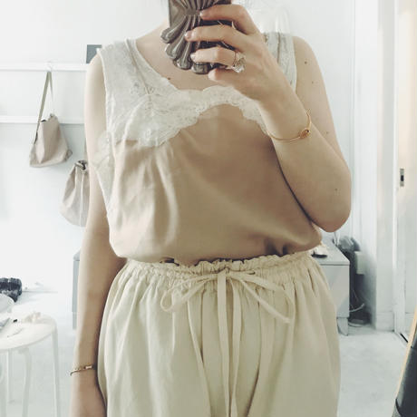 used   Christian Dior  camisole  blouse