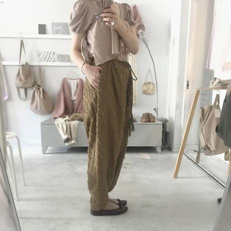 Edwina Horl  original ジャガード pants