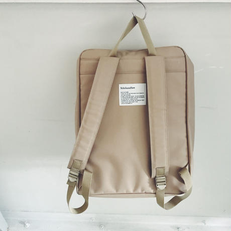 [stitchandsew] back pack SD30