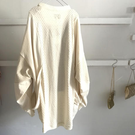 sou - mu  over size cardigan