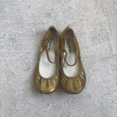 used repetto strap shoes