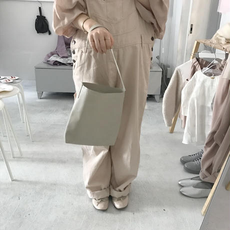 [stitchandsew] leather tote bag BCM100
