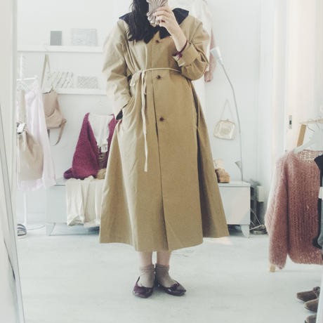 colenimo vintage Burberry cloth long coat