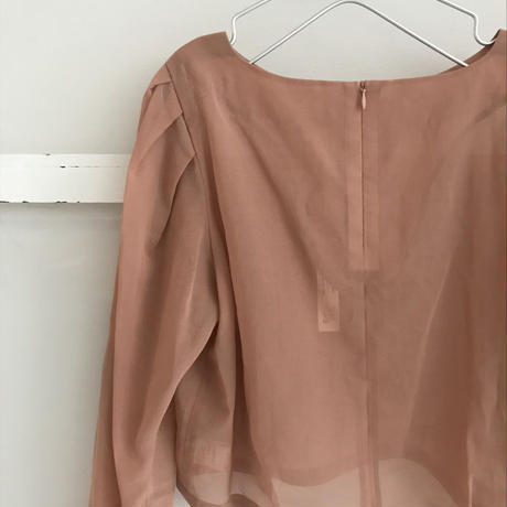 Omas Hande LIGHT BLOUSE