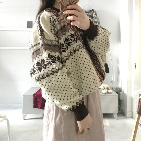 used  knit  cardigan