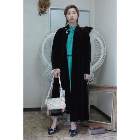 velor coat