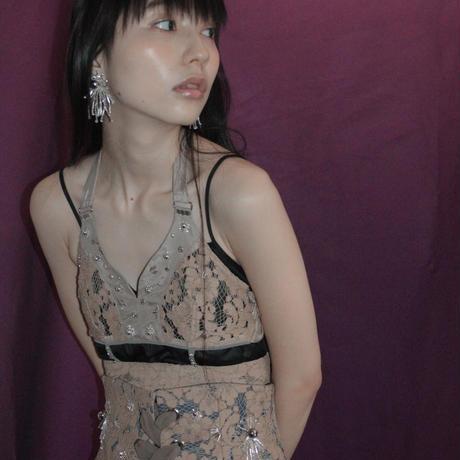 刺繍bra top