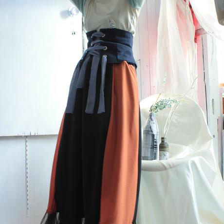 福袋A コルセット(紺)