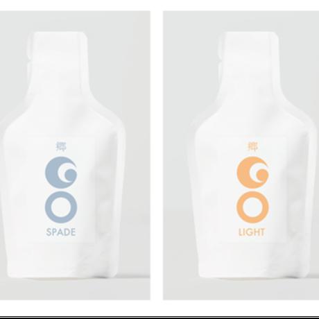 GO-pocket {自然と楽しむライト日本酒}