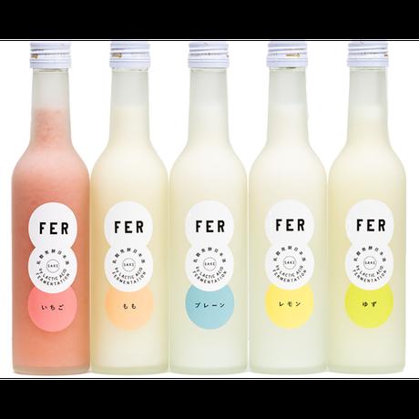 【単品】FER { 乳酸発酵&フルーツ日本酒 }