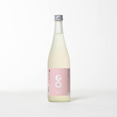 【ギフトBOX入り】スイーツにあう日本酒(GO DOLCE) x ぽんしゅグリア ギフト(720ml日本酒1本+ぽんしゅグリア4本)