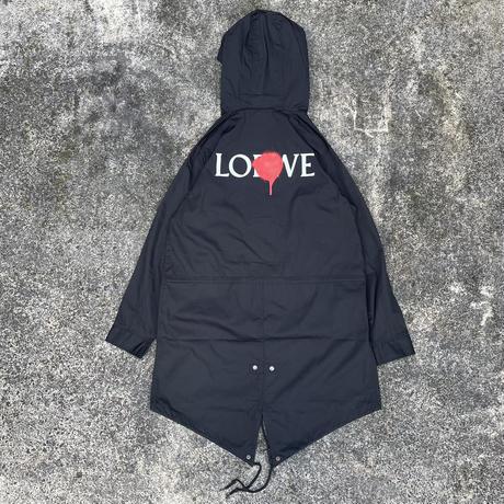 """FESC """"LOVE"""" MODS COAT [2COLOR]"""