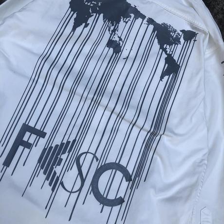 FESC D-WORLD HOODIE SHIRT[2COLOR]