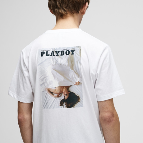 SOULLAND (ソウルランド) PLAYBOY MONTHLY TEE · FEBRUARY