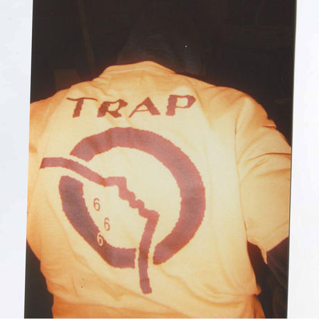 LOYALS ONLY ロイヤルズ オンリー TRAP Tshirt SAFETY  ORANGE