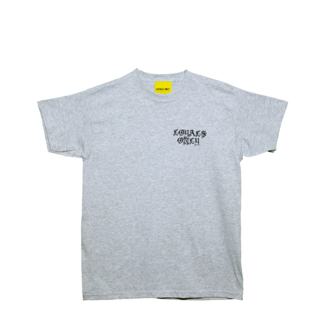 LOYALS ONLY  ロイヤルズ オンリー  ACAB Tee heather grey