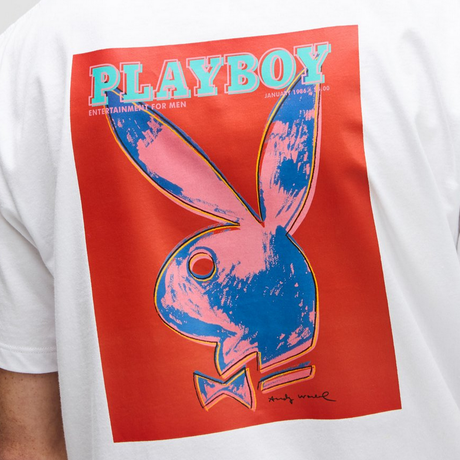 SOULLAND (ソウルランド) PLAYBOY MONTHLY TEE · JANUARY