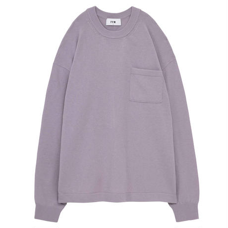 K626  上代¥18,700  OS LINKING WIDE LONG SLEEVE