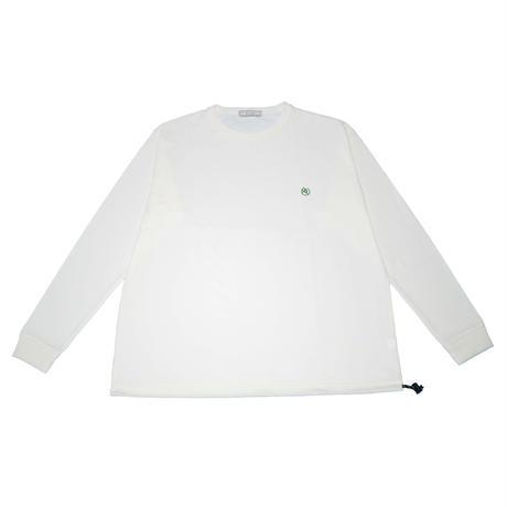 FFP longtshirt 2 (WHITE)