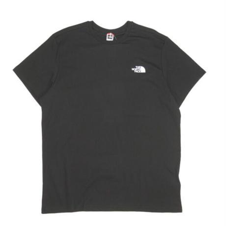 THE NORTH FACE S/S SIMPLE DOME TEE ヨーロッパモデル  ノースフェイス Tシャツ NF0A2TX5 メンズ 半袖Tシャツ / TNF68 TnfBlack