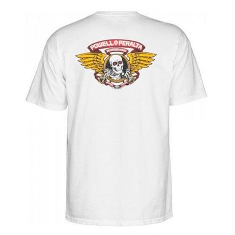 POWELL PERALTA Winged Ripper T-shirt メンズ トップス  パウエル  PW16